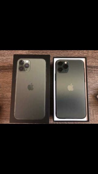 Iphone 11 pro max gris espacial 256 gigas