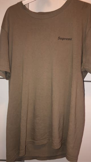 Camiseta Supreme Slayer