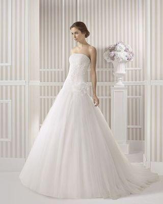 vestido de novia luna novias