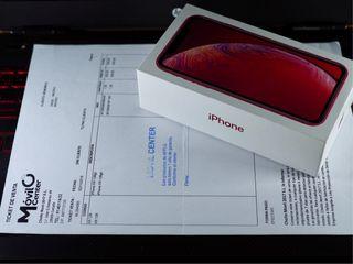 Iphone XR 128gb - rojo