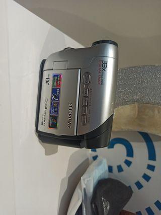 Cámara de vídeo Samsung MiniDV