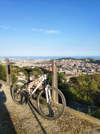 """Bici Rockrider 5.3, ruedas 26"""", 27 marchas"""