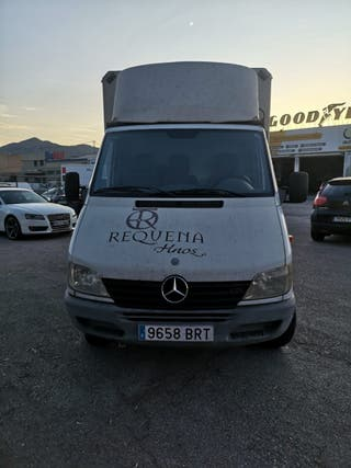Mercedes-Benz Sprinter 2002