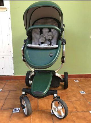 Carro bebé. Coche Bebé Mima Valencia
