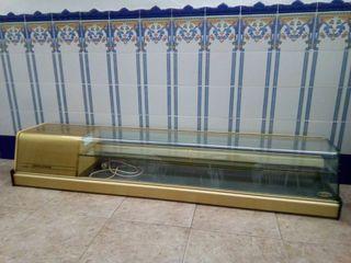 vitrina expositor refrigeradora