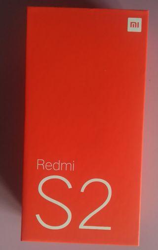 Xiaomi Redmi S2 color azul 4GB+64GB. PERFECTO.