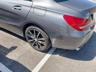 cambio llantas de Mercedes de 18
