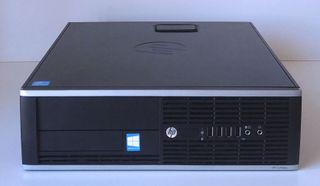 Ordenador HP Compaq Elite 8300 Sff - W10 Pro