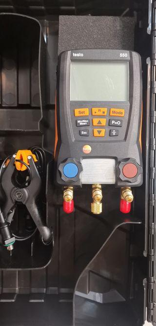 Manometro digital Testo 550