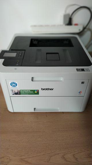 Impresora Laser Color - Brother Hl-L3270CDw