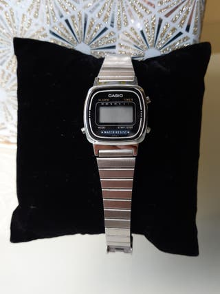 reloj Casio la670w (sin pila)