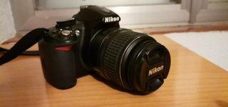 Camara fotos Nikon D3100