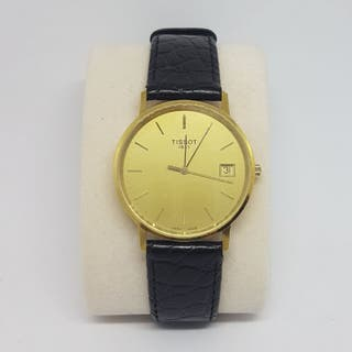 Reloj Tissot 1853 de oro 18k
