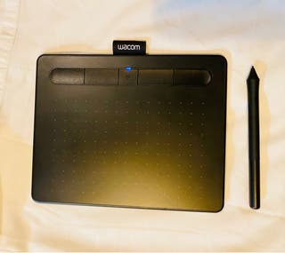 Tableta Gráfica Bluetooth Wacom Intuos S