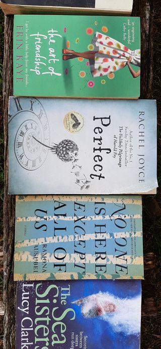 Novelas Inglesas English books
