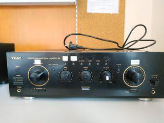 Amplificador TEAC A-R600