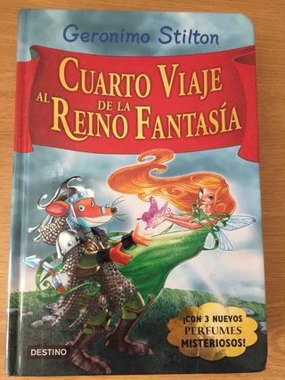 Cuarto viaje al reino de la fantasia