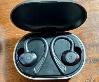Auriculares Bluetooth nuevos.