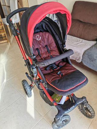 carro bebé jané crosswalk