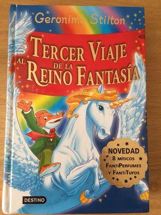 Tercer viaje al reino de la fantasia