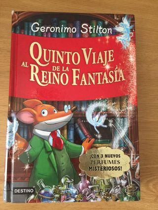 Quinto viaje al reino de la fantasia