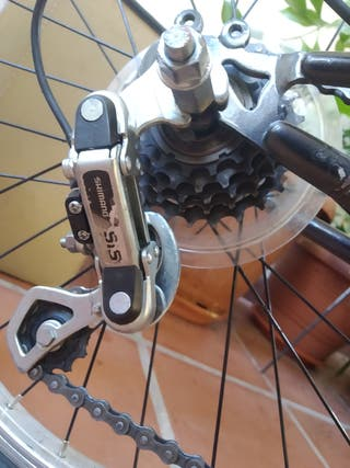 Bicicleta 24 pulgadas para niño
