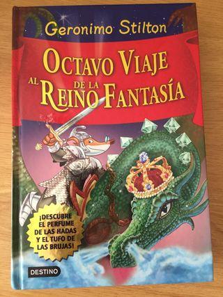 Octavo viaje al reino de la fantasia