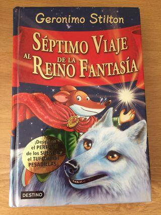 Septimo viaje al reino de la fantasia