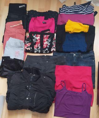 Lote ropa talla S otoño/invierno