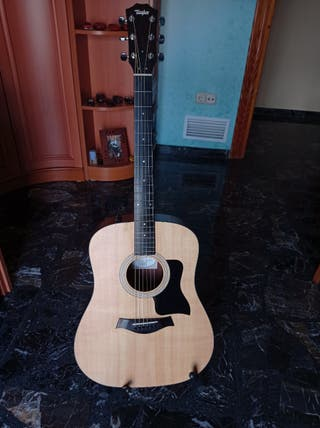 Guitarra Taylor 110e electroacústica