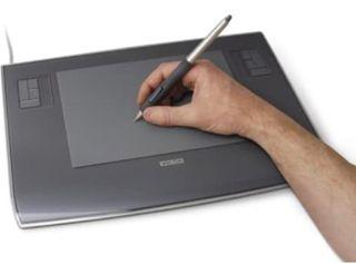 Tableta Gráfica Wacom Intuos 3 6x8 pulgadas