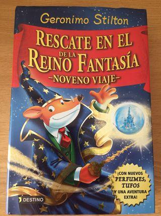 Rescate en el reino de la fantasia. Noveno viaje