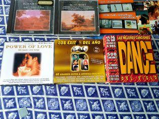 Coleccion cd .