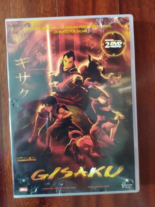 Pelicula en Dvd Gisaku
