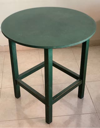 Mesa rígida de madera!