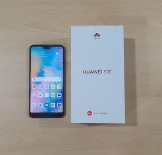 Huawei P20 128GB negro LEVES MARCAS PANTALLA