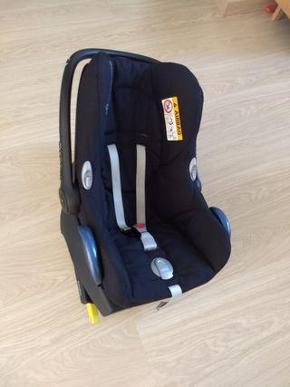 Silla coche bebé Maxi-Cosi con base cabriofix