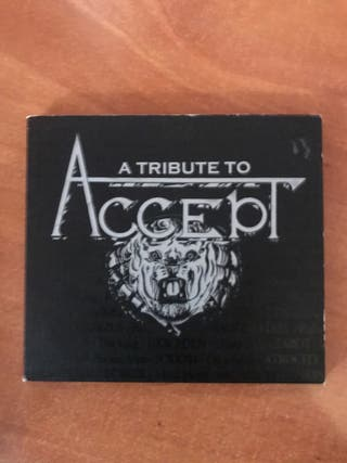 Cd metal Tributo a Accept