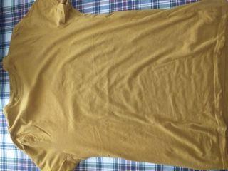 camiseta basita talla s