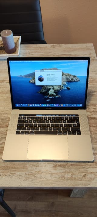 MacBook Pro 15 i7 Touch Bar 2017