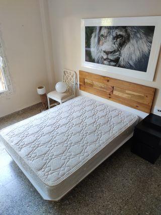 colchón de 135 cm