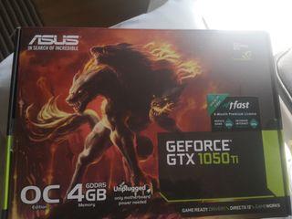 Gráfica GeForce gtx 1050 ti (asus)