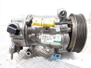 Compresor aire acondicionado Citroen C4 berlina