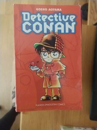manga detective Conan v1 completa