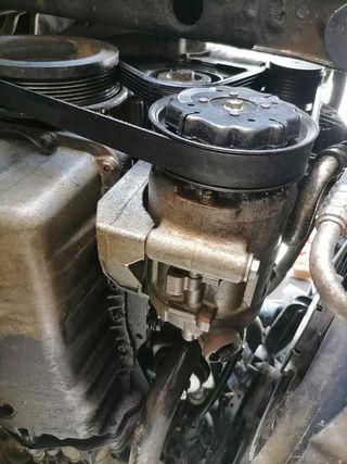 compresor aire acondicionado Volkswagen polo