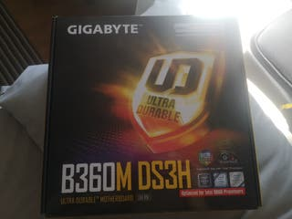 placa base b360m ds3h