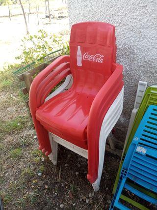 sillas de jardín,bar.