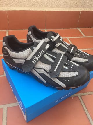 "Zapatillas ciclismo ""b-twin"""