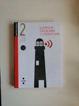 Libro catalán 2o bachillerato