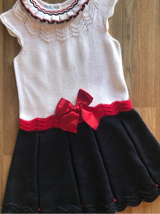 Vestido niña Carmen Taberner